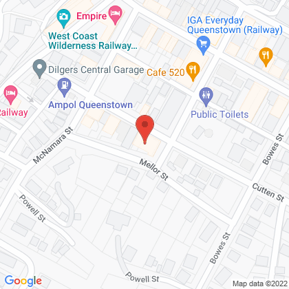 West Coast District - 25 Cutten St, QUEENSTOWN, TAS 7467, Australia