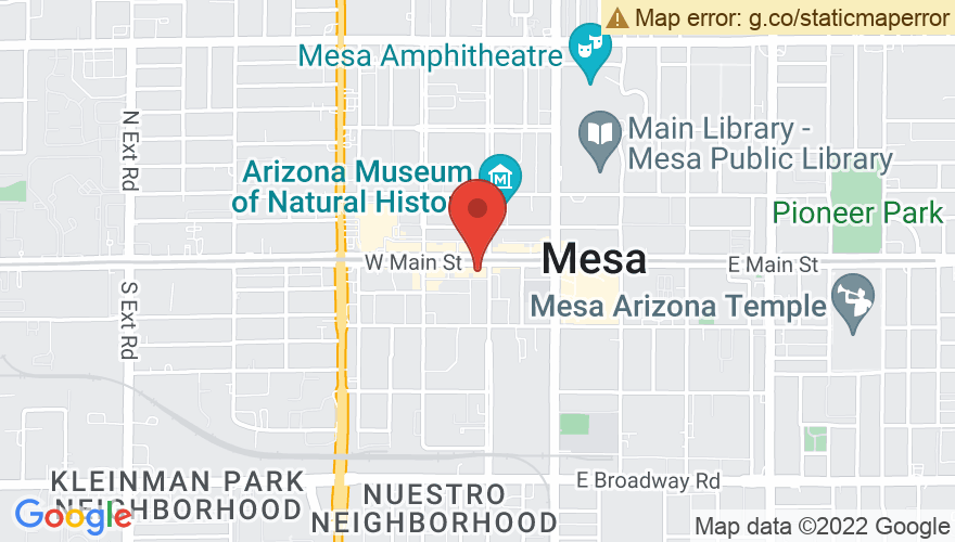 Map for Nile Theater