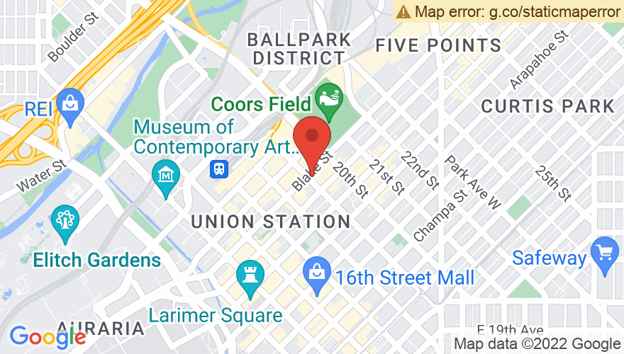 Map for Summit Music Hall