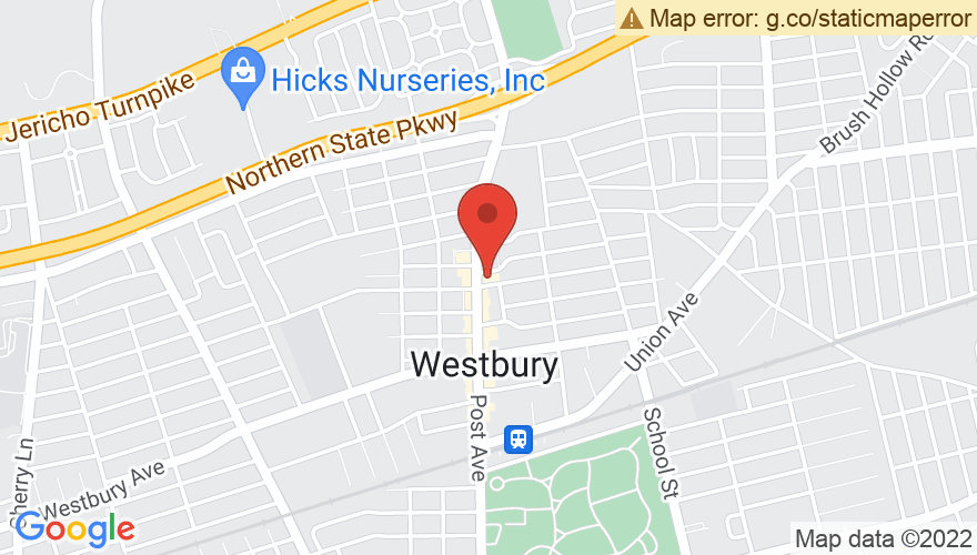 Map for The Space at Westbury