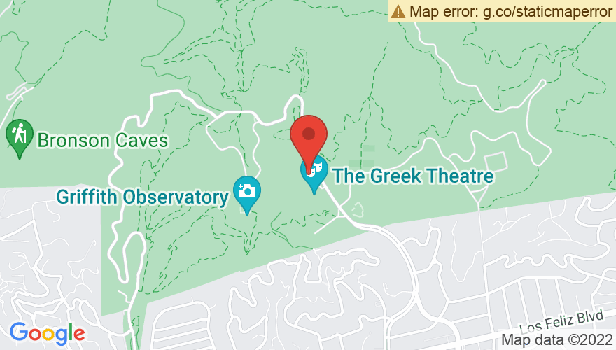 Map for Greek Theatre