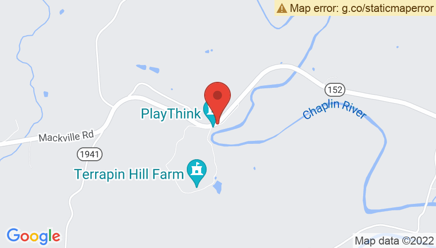 Map for Terrapin Hill Farm