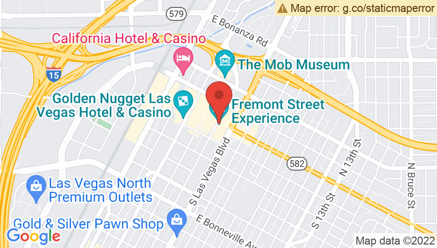Map for Las Vegas Country Saloon (LVCS)