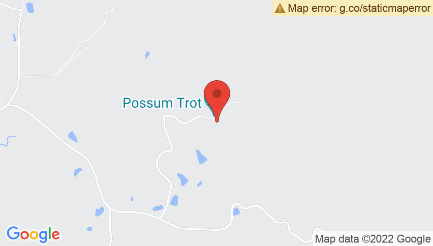 Map for Possum-Trot