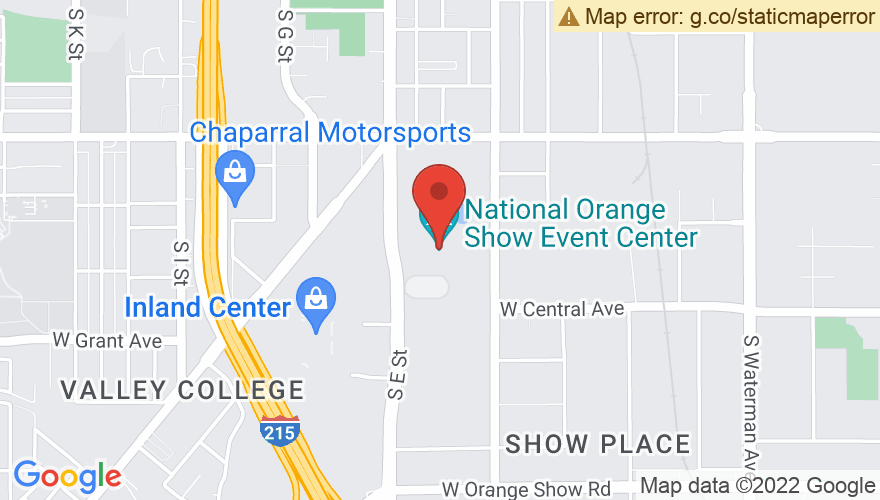 Map for NOS Events Center