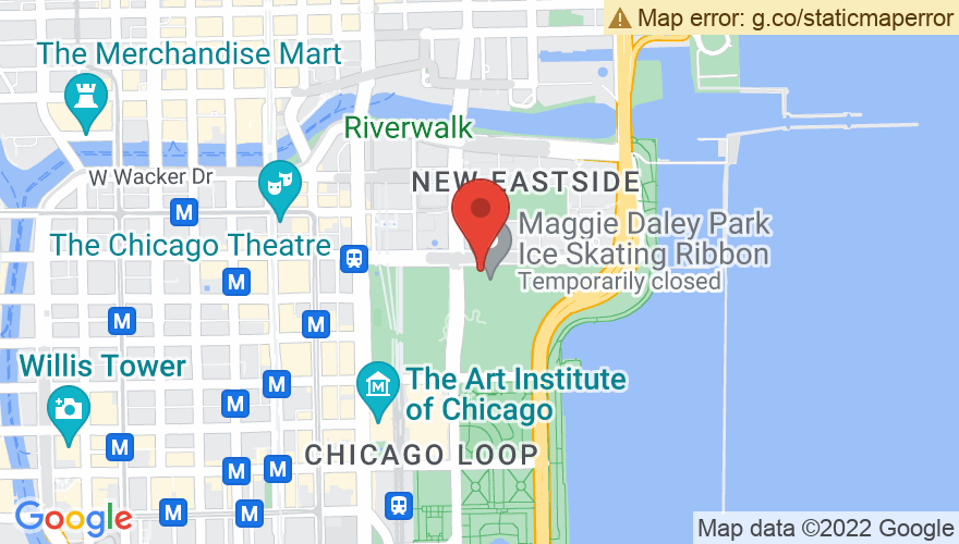 Map for Fitzgerald Side Bar