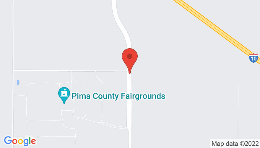 Map for Pima County Fairgrounds