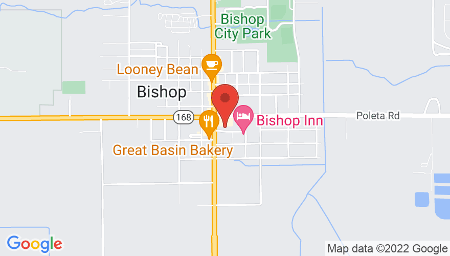 Map for Mountain Rambler Brewery