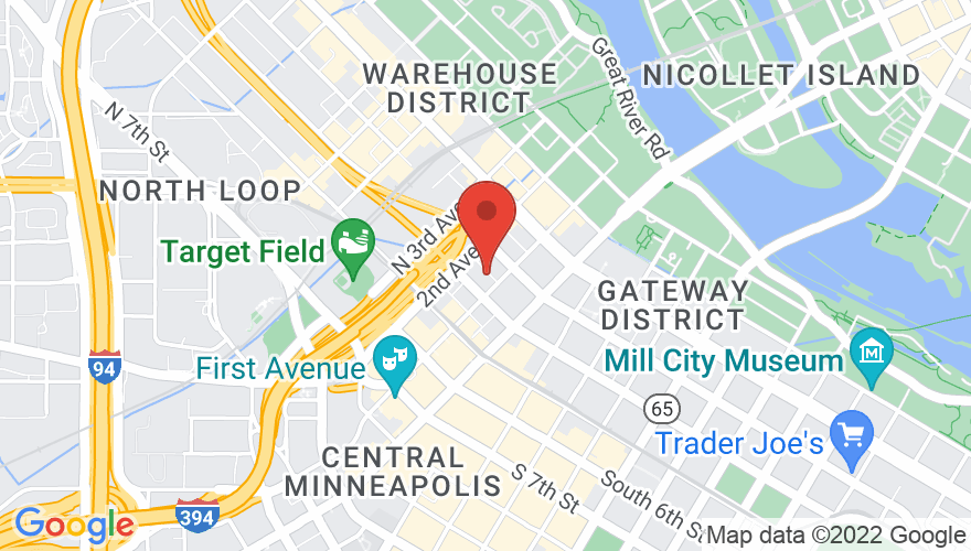 Map for Fine Line Music Cafe