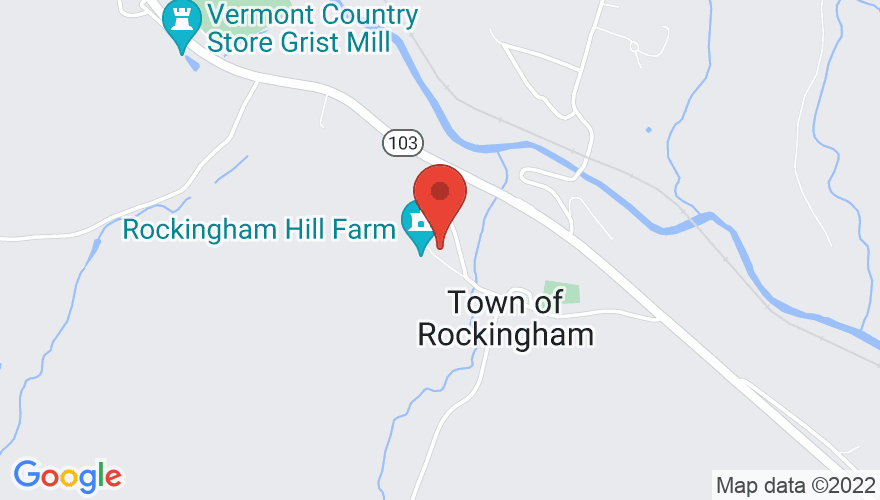 Map for Rockingham Hill Farm