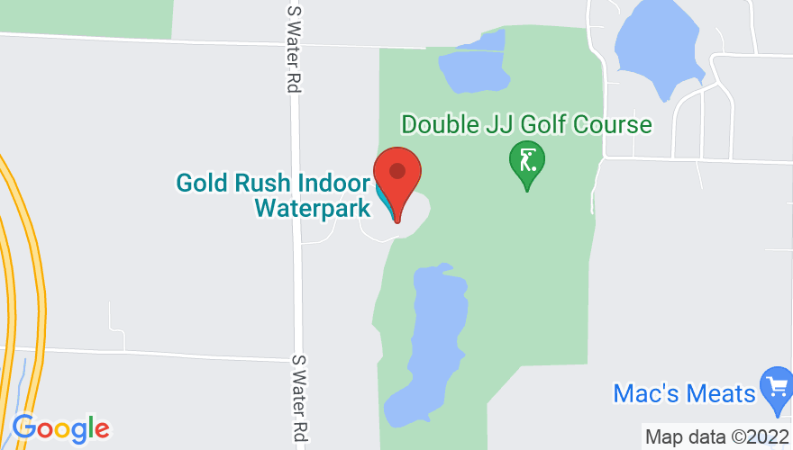 Map for Double JJ Ranch and Resort