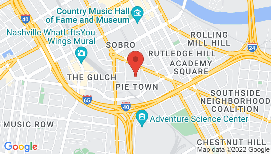 Map for City Winery