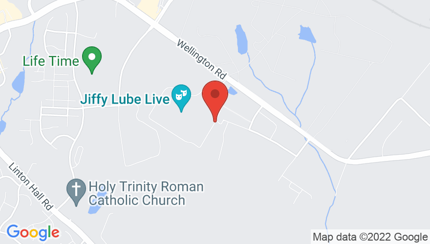 Map for Jiffy Lube Live