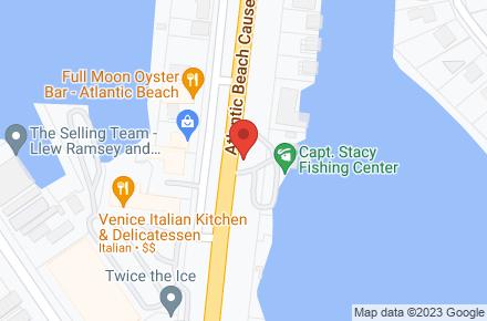 Wayne williams google for Capt stacy fishing center