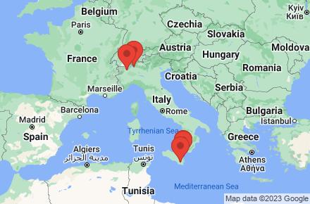 noleggio tovaglie matrimonio catania italy map - photo#14