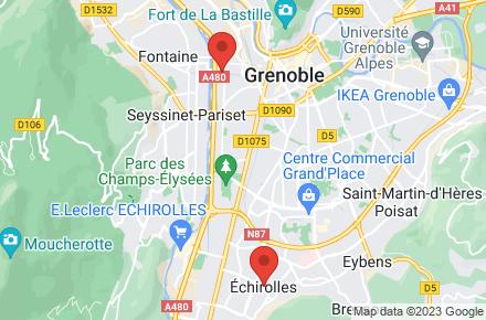 Kespar prod google for Feu vert echirolles comboire