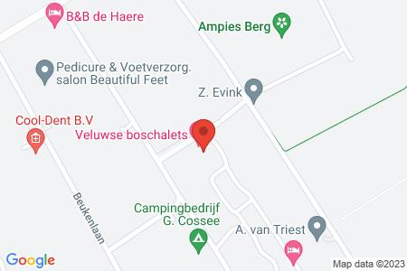 Kaart behorende bij: Verlengde Haerderweg 5 R1, 8085 RJ Doornspijk