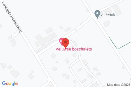 Kaart behorende bij: Verlengde Haerderweg 5R H6, 8085 RJ Doornspijk