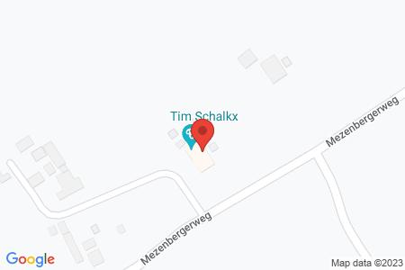 Kaart behorende bij: Mezenbergerweg 12, 8085 SV Doornspijk