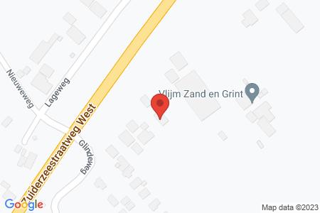 Kaart behorende bij: Zuiderzeestraatweg West 113, 8085 AC Doornspijk