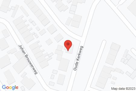 Kaart behorende bij: Oude Kerkweg 78, 8085 AP Doornspijk - Sloopmelding