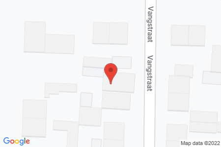 Kaart behorende bij: Vangstraat 4, 8081 BT Elburg