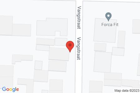 Kaart behorende bij: Termijnverlenging Vangstraat 4, 8081 BT Elburg