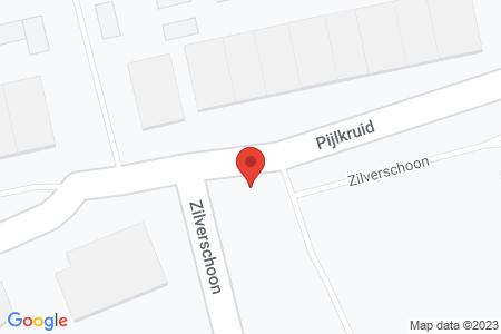 Kaart behorende bij: Voorgenomen verkeersbesluit aanwijzen parkeerplaats(en) ten behoeve van het opladen van elektrische voertuigen Pijlkruid te Elburg