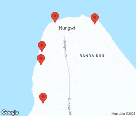 Kort - Nungwi