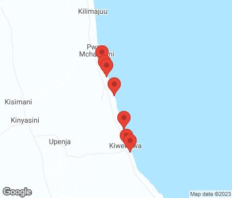 Karta - Kiwengwa