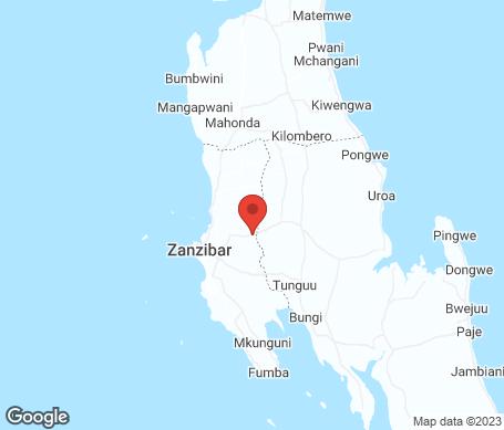 Kort - Tanzania