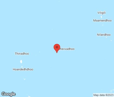 Karta - Gaafu Alifu Atoll