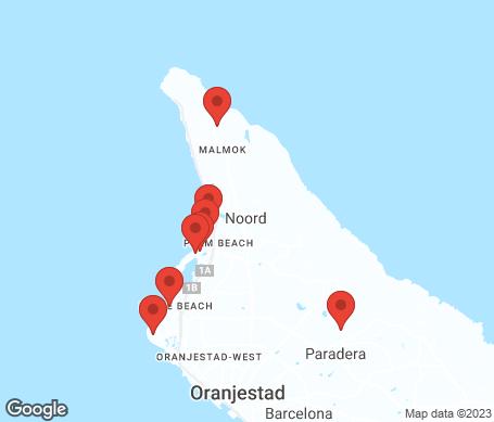 Kort - Aruba