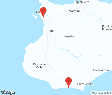 Kartta - Boavista