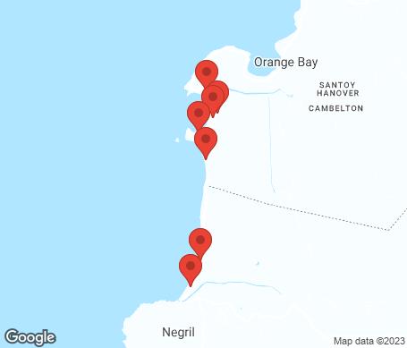 Kartta - Negril