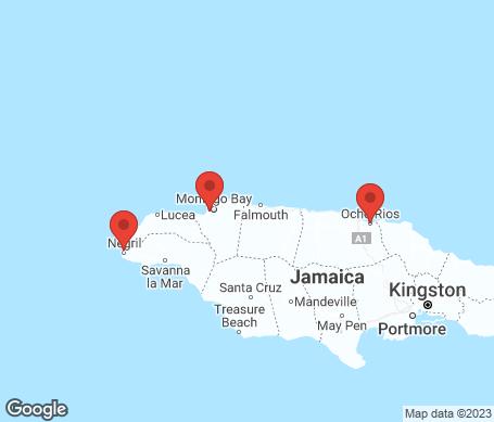 Karta - Jamaica
