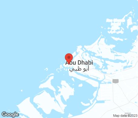 Karta - Abu Dhabi