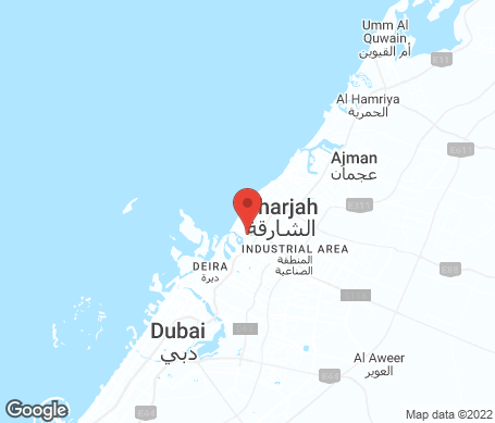 Karta - Sharjah