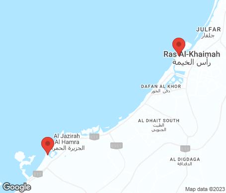 Kart - Ras al Khaimah