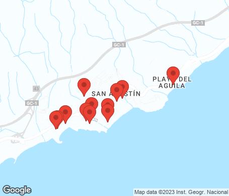 Kartta - San Agustin