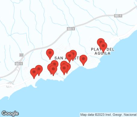 Karta - San Agustin