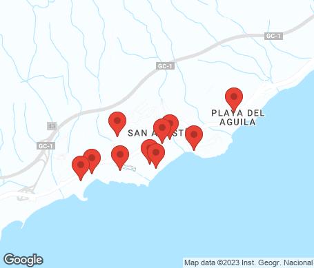 Kort - San Agustin