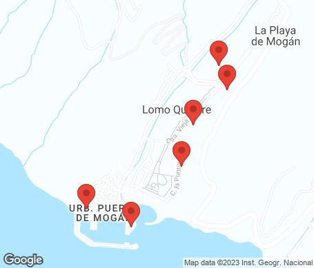 Kort - Puerto de Mogán