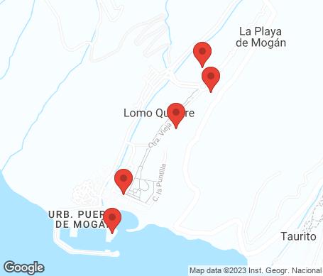 Karta - Puerto de Mogán