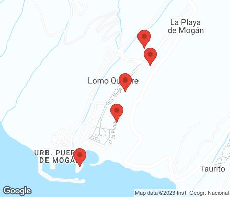 Kartta - Puerto de Mogán
