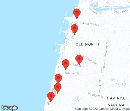 Kort - Tel Aviv