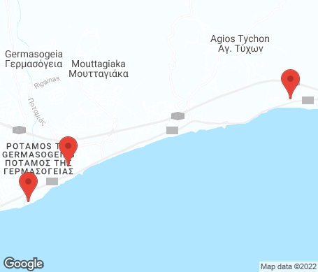Kartta - Limassol
