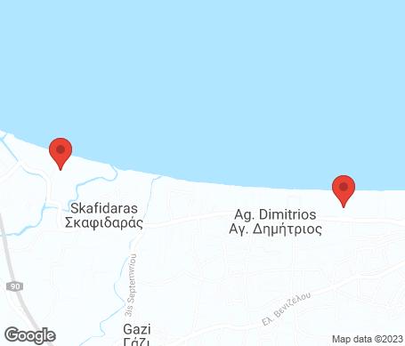 Karta - Amoudara