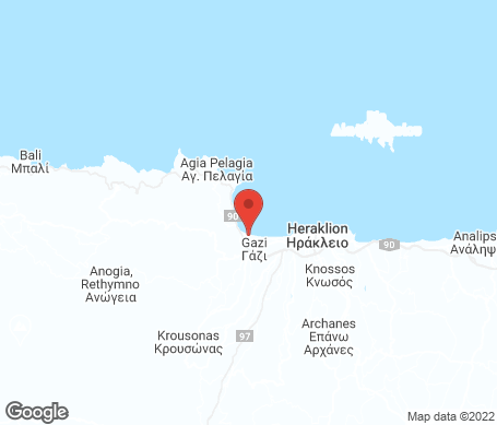 Kartta - Amoudara
