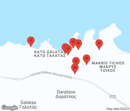 Kart - Agii Apostoli